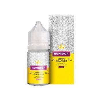 Жидкость HUMIDOR SALT Grape Cigarillo 30мл