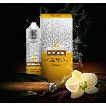 Жидкость HUMIDOR Vanilla Cigarillo 60мл