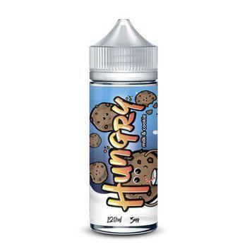 Жидкость HUNGRY Milk&Cookie 120мл