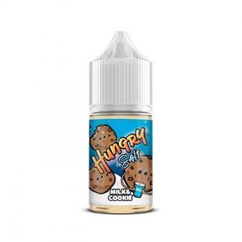 Жидкость HUNGRY STRONG  Milk Cookie 30мл