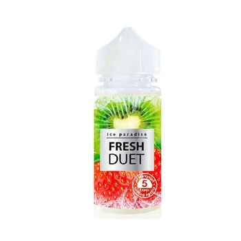 Жидкость Ice Paradise Fresh Due 100мл