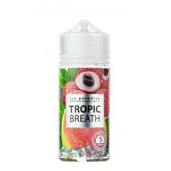 Жидкость Ice Paradise Tropic Breath 100мл