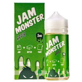 Жидкость Jam Monster Apple 100мл