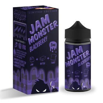 Жидкость Jam Monster Blackberry 100мл