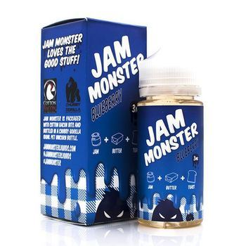 Жидкость Jam Monster Blubbery 100мл