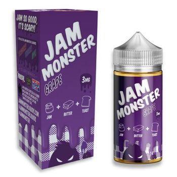Жидкость Jam Monster Grape 100мл