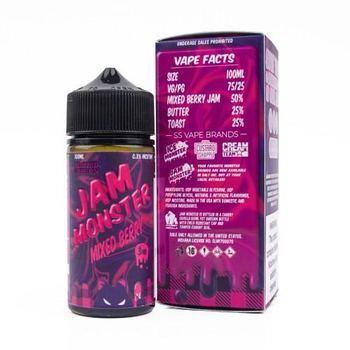 Жидкость Jam Monster Mixed Berry 100мл