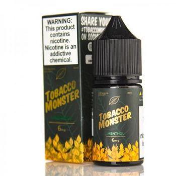 Жидкость Tobacco Monster Menthol 30мл