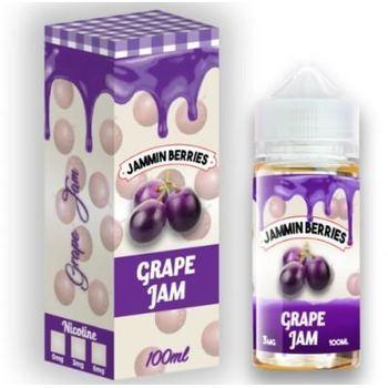 Жидкость Jammin Berries Grape 100мл