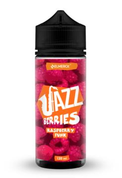 Жидкость Jazz Berries Raspberry Funk 120мл