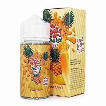 Жидкость Jelly Twist 2.0 Pineapple 100мл