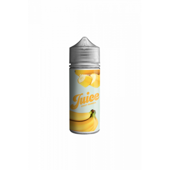 Жидкость Juice Sweet Banana 120мл