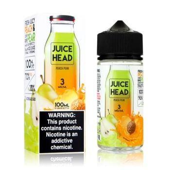 Жидкость Juice Head Peach Pear 100мл