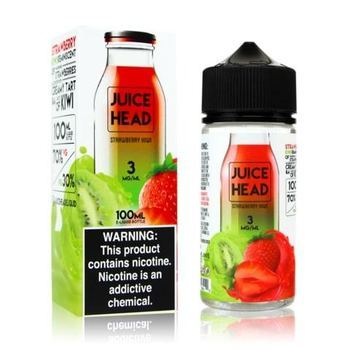 Жидкость Juice Head Strawberry Kiwi 100мл