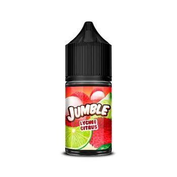Жидкость Jumble Salt Lychee Citrus 30мл