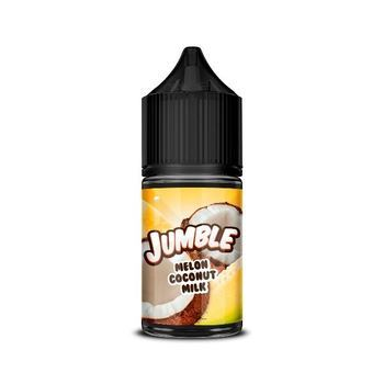 Жидкость Jumble Salt Melon Coconut Milk 30мл