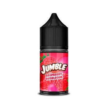 Жидкость Jumble Salt Raspberry Bubblegum 30мл