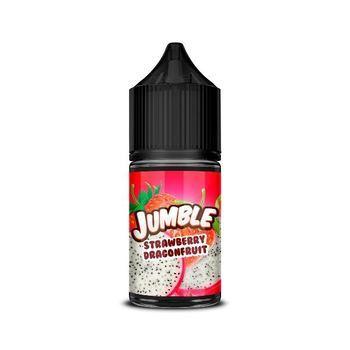 Жидкость Jumble Salt Strawberry Dragonfruit 30мл