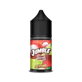 Жидкость Jumble STRONG Lychee Citrus 30мл