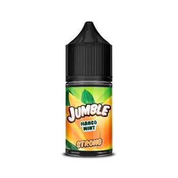 Жидкость Jumble STRONG Mango Mint 30мл