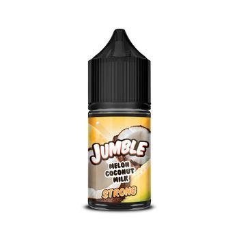 Жидкость Jumble STRONG Melon Coconut Milk 30мл