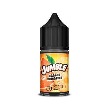 Жидкость Jumble STRONG Orange Pineapple 30мл