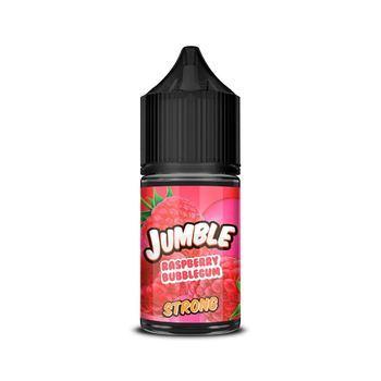 Жидкость Jumble STRONG Raspberry Bubblegum 30мл