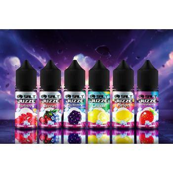 Жидкость Juzze Salt Холодная ежевика 30мл