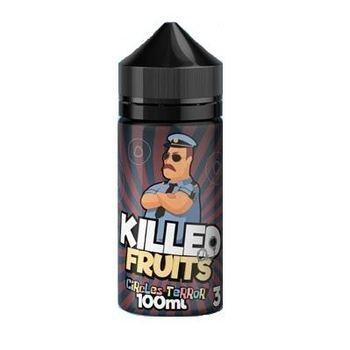 Жидкость KILLED FRUITS Circles Terror 100мл