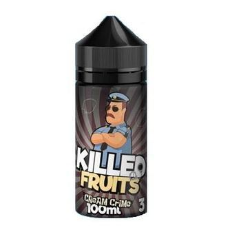 Жидкость KILLED FRUITS Cream Crime 100мл