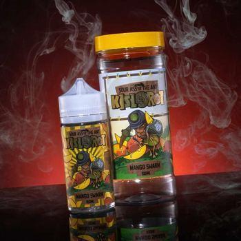 Жидкость Kislorot Mango Swarm 100мл