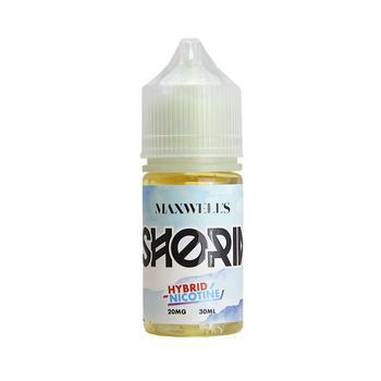 Жидкость Maxwells Hybrid Salt Shoria 30мл