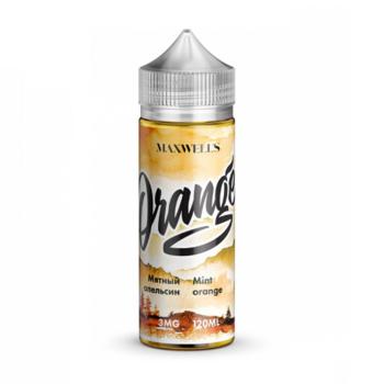 Жидкость Maxwells Orange 120мл
