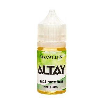 Жидкость Maxwells Salt Altay 30мл