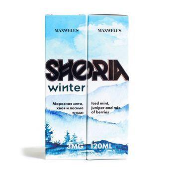 Жидкость Maxwells SHORIA WINTER 120мл