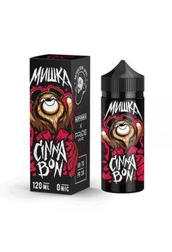 Жидкость Мишка (+бустер в комплекте) Cinnabon 120мл