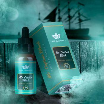 Жидкость Mr.Captain Black Menthol Tobacco 50мл