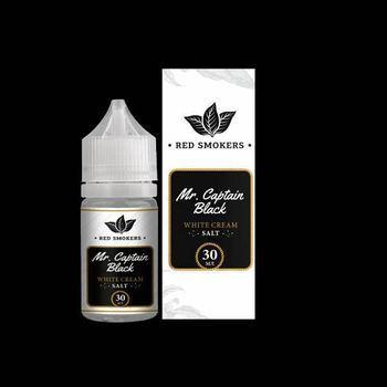 Жидкость Mr.Captain Black SALT WHITE CREAM 30мл