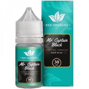 Жидкость Mr.Captain Black STRONG Menthol Tobacco 30мл
