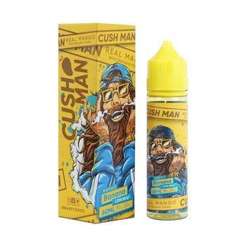 Жидкость Nasty Juice Cush Man BANANA 60мл
