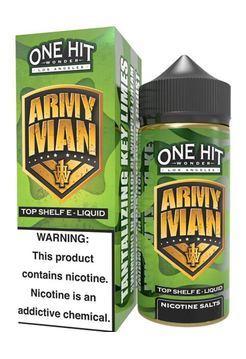 Жидкость One Hit Wonder Army Man 100мл