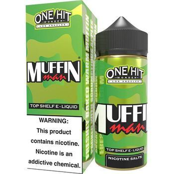 Жидкость One Hit Wonder Muffin Man 100мл