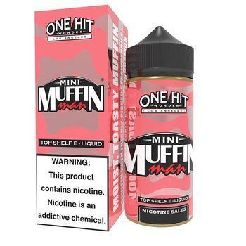 Жидкость One Hit Wonder Muffin Man Mini 100мл