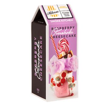Жидкость Overshake Raspberry Cheesecake 100мл