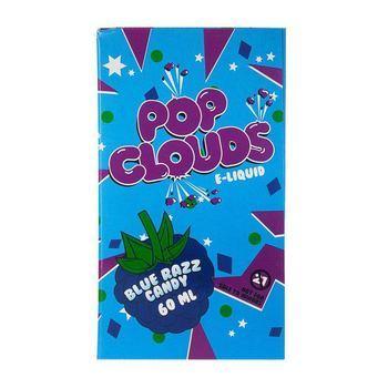 Жидкость Pop Clouds Blue Razz Candy 60мл