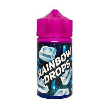 Жидкость Rainbow Drops Black 80мл