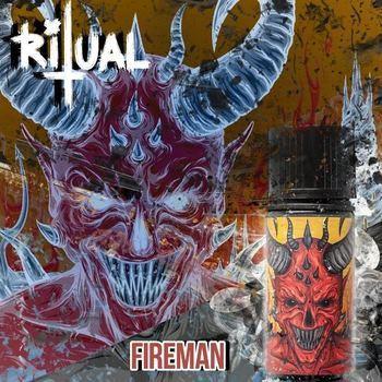 Жидкость Ritual Fireman 100мл