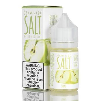 Жидкость Skwezed Salt Green Apple 30мл
