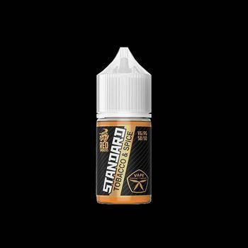 Жидкость STANDART Tobacco & spice 30мл