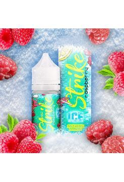 Жидкость STRIKE ICE SALT RASPBERRY LEMONADE 30мл